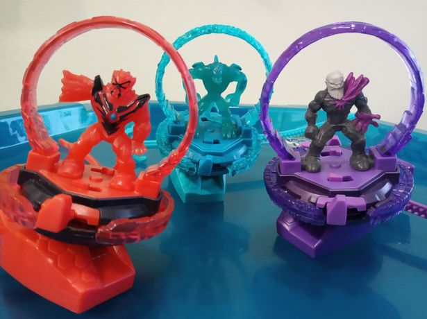 Arena Max Steel i figurki