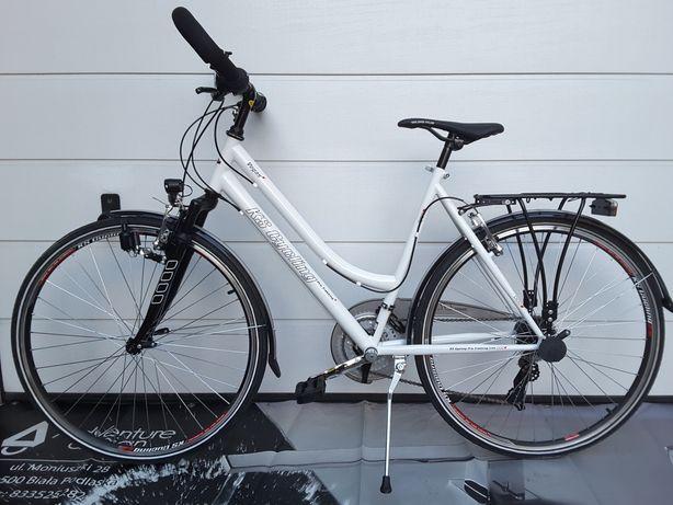 Lekki Nowy rower trekkingowy koła 28 (21-biegowy)