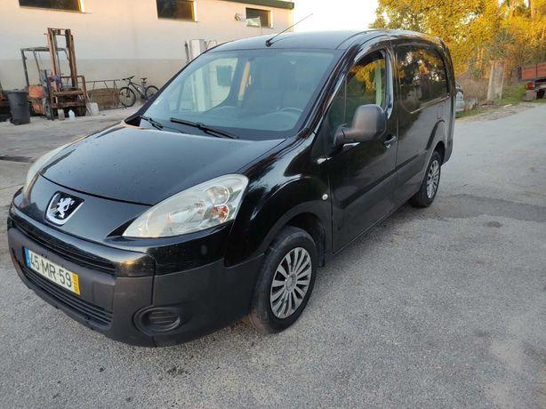 Peugeot Partner 1.6hdi 2012 Avariada