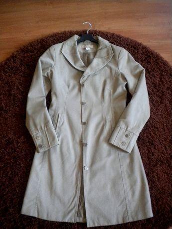 MES - beżowy płaszcz - 36