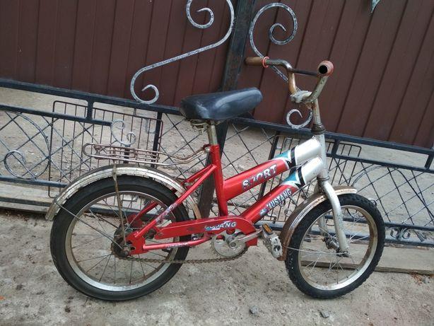 """Детский велосипед """"Mustang"""""""