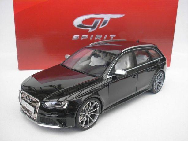 Audi A4 RS4 B8 Avant GT Spirit 1/18 (novo/caixa selada)