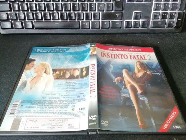 Instinto fatal 2 - DVD 2006