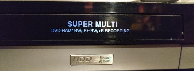 z VHS na DVD Nagrywarka z dyskiem twardym LG RH188