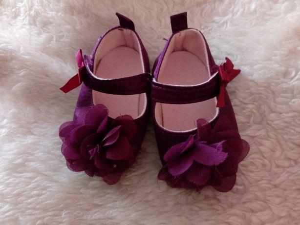 Sapatos bordo