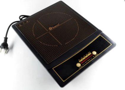 Плита индукционная 2000Вт керамическая настольная печь электроплитан