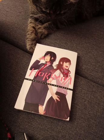 Manga Horimiya Tom 1 po angielsku