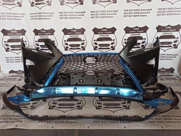 Бампер Lexus Rx F-sport 2015-2019 Капот Крылья Фары лексус