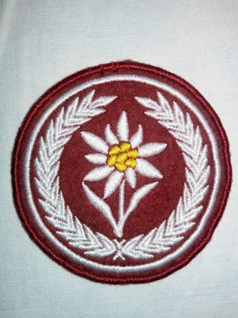 Naszywka 5 batalionu Strzelców Podhalańskich