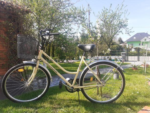 Mam do sprzedania piękny rower mało używany damke