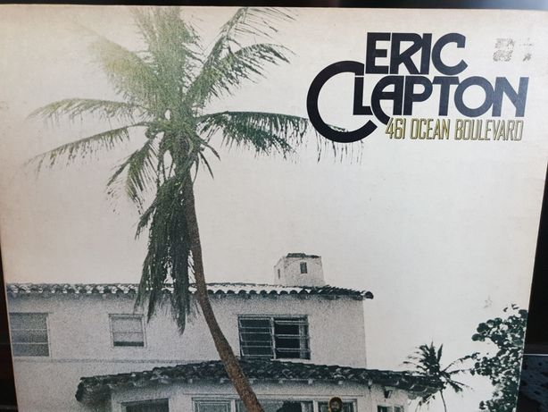 Eric Clapton-4 Lp.vinyl