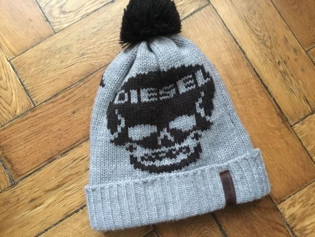 Diesel стильная шапка