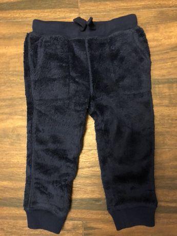 Спортивные теплые штанишки Carters 18 м