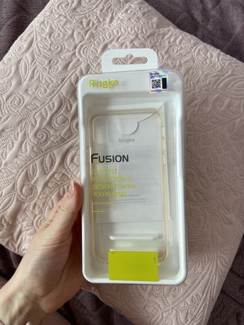 Case Ringke Fusion na iPhone X/Xs