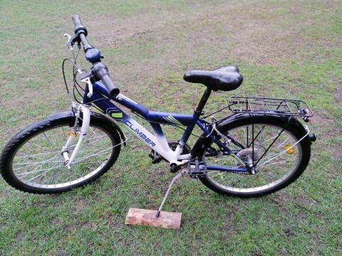 rower dziecięcy.