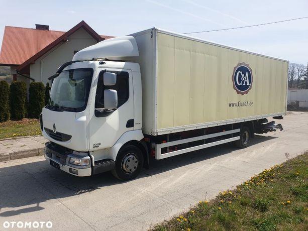 Renault Midlum 220 Dxi euro 5 kontener winda załadowcza