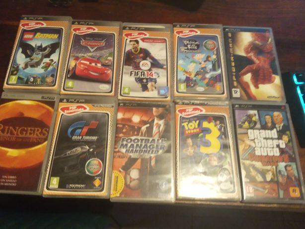 jogos de consola PSP