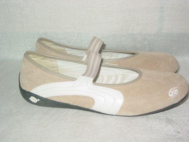 Sportowe buty Dockers, bardzo wygodne , skóra naturalna r.40