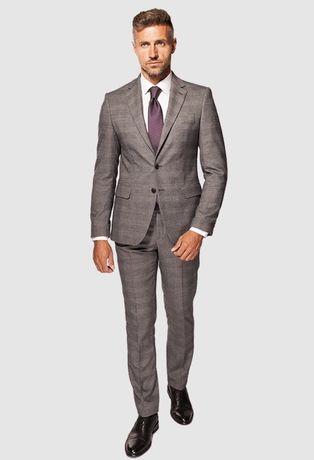 Красивый классический мужской костюм Arber