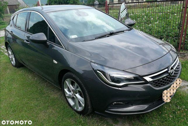 Opel Astra salon Polska pierwszy właściciel bezwypadkowy diesel 136 KM 109000km
