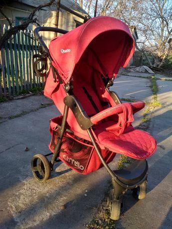 Прогулочная коляска Karello Quattro