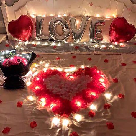 Сюрприз, подарок, романтический сюрприз, для неё, для него