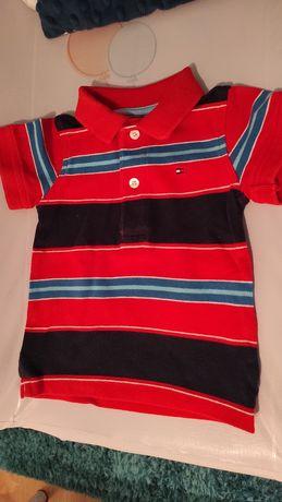 Polówka Tommy Hilfiger, koszulka