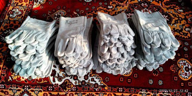 Продам кожаные  спецовые рукавицы
