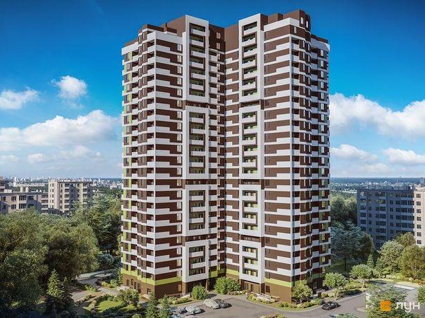 Продам 1к. квартиру в Обериг-2 (Киев, Дарницкий район) по переуступке