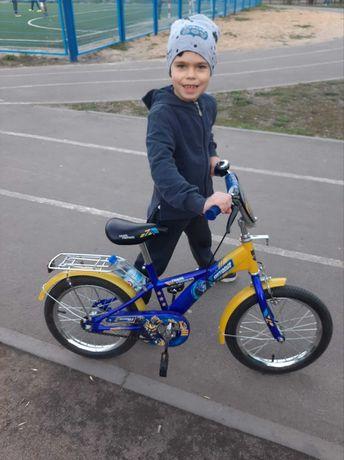 Продам велосипед для мальчика 3-6 лет