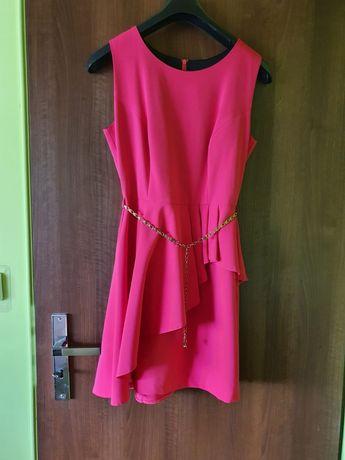 Sukienka damska elegancka rozmiar 42