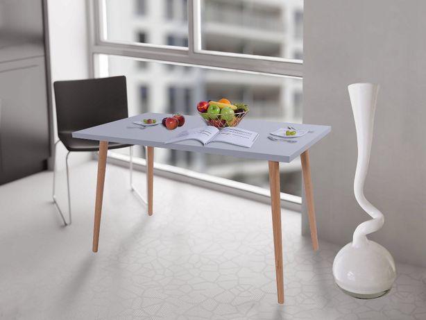 Stół kuchenny Oslo 100x60X38 Popiel n.oslo buk Okazja!!!