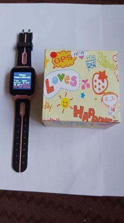 Zegarek dla dzieci Smartwatch lokalizator GPS