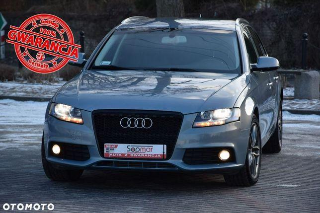 Audi A4 Avant 2.0TDi 120KM Manual 2010r. kolor FiS NAVi POLECAM
