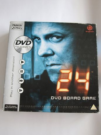Gra 24 DVD play in another dimensions! ang PARKER