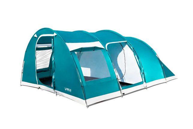Палатка туристическая Family Dome 6 Bestway 68095 кемпинговая