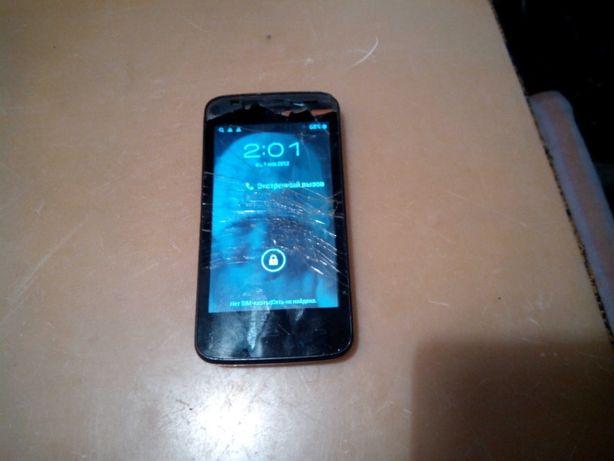 Телефон FLY IQ-440 обмен