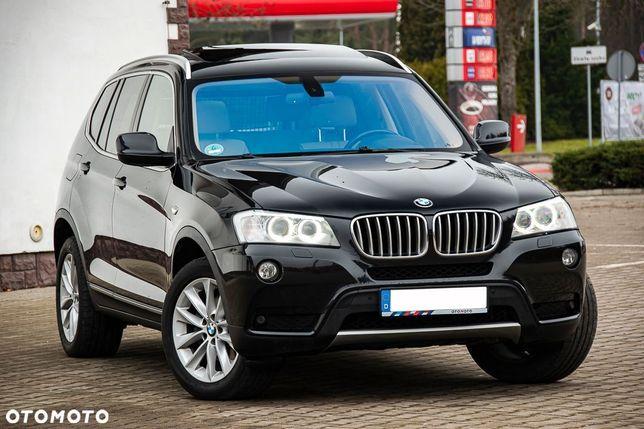 BMW X3 3.0 XD 258 PS Xenon Navi Panorama max opcja
