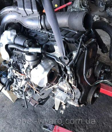 Двигатель мотор 1.6 трафик3