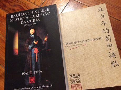 Jesuítas Chineses E Mestiços DA Missão DA China(1589 a 1689)