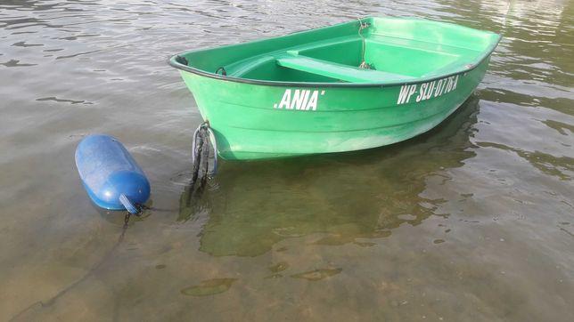 """Łódz wiosłowa łódka wędkarska """"LAMINEX"""""""