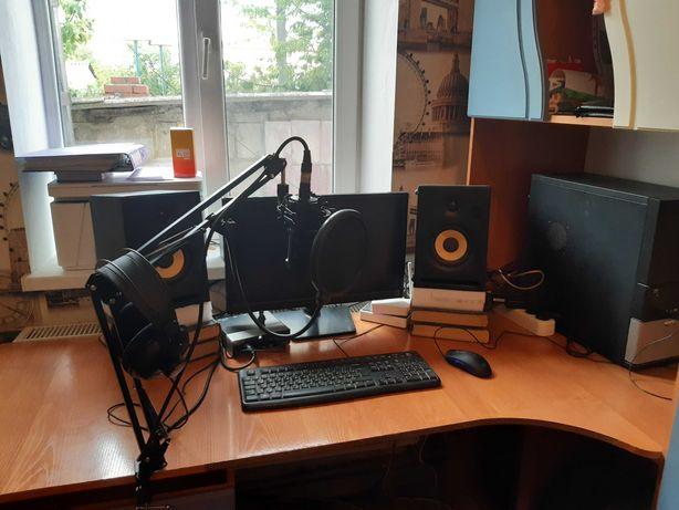 Продам студию звукозаписи(Киев)