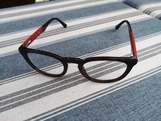 oprawki do okularów GUESS
