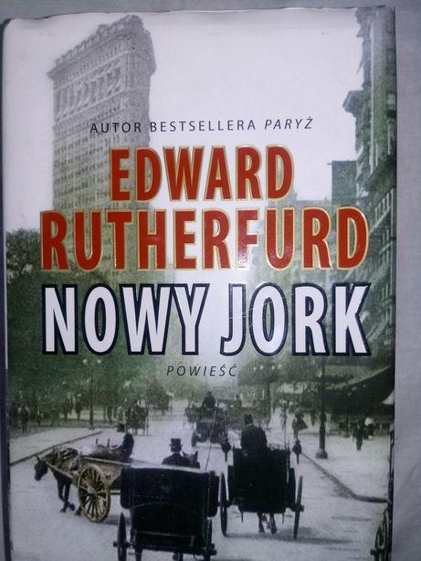 Edward Rutherfurd - Nowy York ksiażka