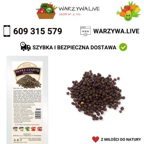 Pieprz czarny mielony 150 gr