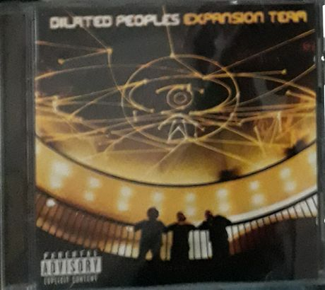 CD Dilated Peoples - Expansion Team