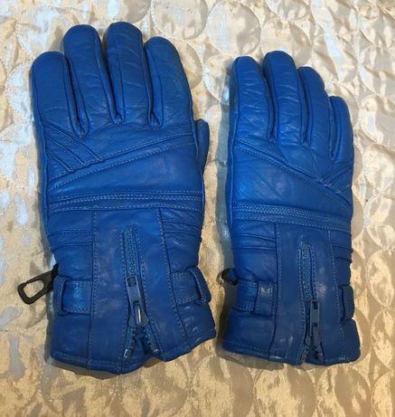 rękawice skórzane na narty Thinsulate