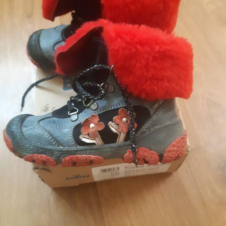 Зимние ботинки Bartek, 26разм