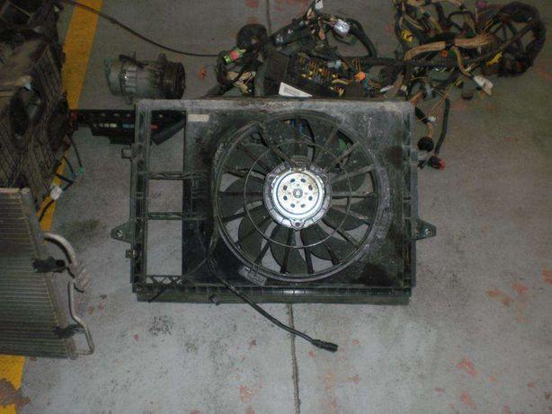 Ar condicionado para Citroen Zumpy de 2004