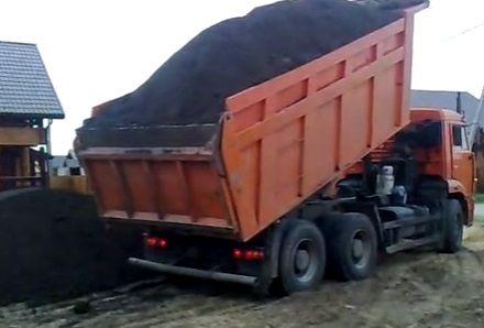 Продажа чернозема торф с доставкой по Киеву области чернозем.